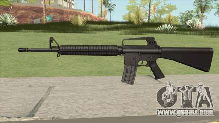 Firearms Source M16A2 for GTA San Andreas