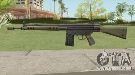 Firearms Source G3 for GTA San Andreas