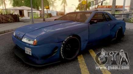 Elegy Hyper-A Drift Lowered for GTA San Andreas