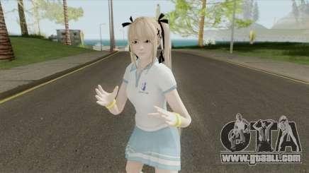 Marie Rose Newcomer (DoA 5) for GTA San Andreas