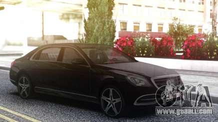 Mercedes Benz-Maybach S-650 for GTA San Andreas
