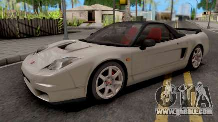 Honda NSX-R 2002 for GTA San Andreas