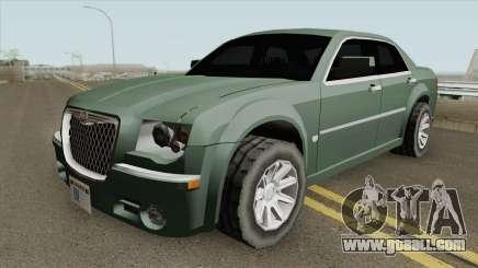Chrysler 300C (SA Style) for GTA San Andreas
