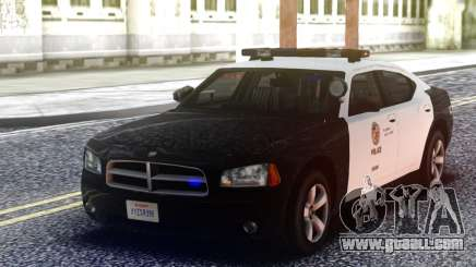 Dodge Charger 2006 Police Package for GTA San Andreas