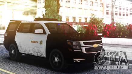 2014 Chevrolet Tahoe PPV for GTA San Andreas