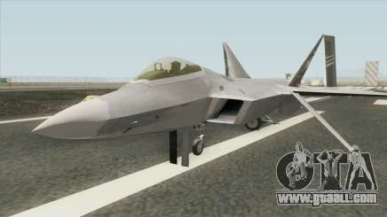 F-22A Trigger (Strider 1) for GTA San Andreas