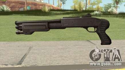 Benelli M4 Super 90 V1 for GTA San Andreas