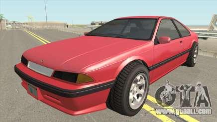 Vapid Fortune GTA V (IVF Style) for GTA San Andreas