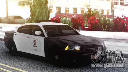 2012 Dodge Charger SRT8 Police Interceptor for GTA San Andreas