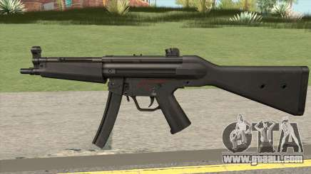 Firearms Source MP5 for GTA San Andreas