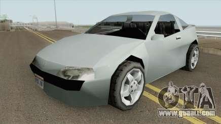 Chevrolet Tigra (SA Style) for GTA San Andreas