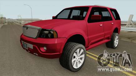 Lincoln Navigator 2004 (SA Style) for GTA San Andreas
