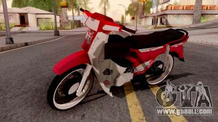 Honda EX5 for GTA San Andreas
