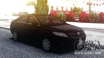 Toyota Camry 2007 3.5 for GTA San Andreas