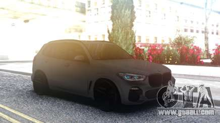 BMW X5 2019 for GTA San Andreas