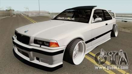BMW E36 M3 1999 Stance by Wippys Garage for GTA San Andreas