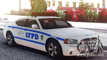 2007 Dodge Charger Police Car for GTA San Andreas