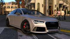 Audi RS7 Sportback 2015 for GTA 5