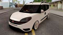 Fiat Doblo E Edition for GTA San Andreas