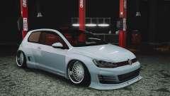 Vw Golf GTI Pandem mk7 for GTA 5