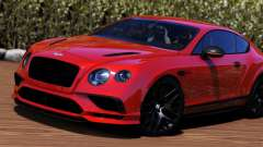 2018 Bentley Continental GT Supersports for GTA 5