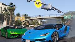 Lamborghini Centenario LP770-4 for GTA 5