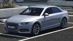 2017 Audi A4 Quattro ABT for GTA 5
