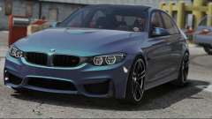 2015 BMW M3 F30 for GTA 5