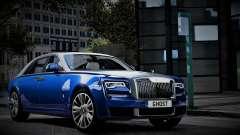2018 Rolls-Royce Ghost for GTA 5