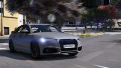 Audi A6 2015 for GTA 5