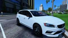 Volvo V60 2018 for GTA 5