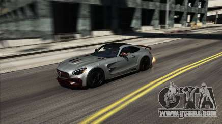 Mercedes AMG GT S Mansory for GTA 5