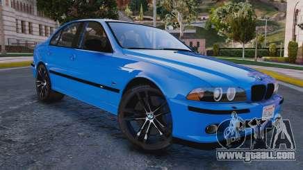BMW M5 E39 for GTA 5
