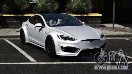 Tesla Prior Design for GTA 5