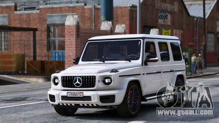 2019 Mercedes-Benz G-Class for GTA 5