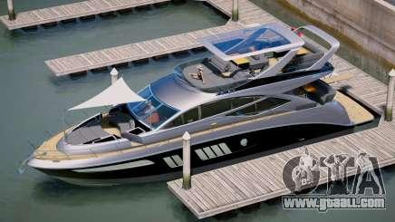 Sea Ray 650 Fly for GTA 5