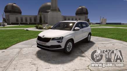 Skoda Karoq 2018 for GTA 5