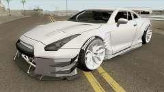 Nissan GT-R R35 Missile Drift for GTA San Andreas