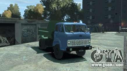 MAZ 509Б for GTA 4