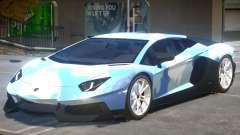 Lamborghini Aventador V2 PJ for GTA 4