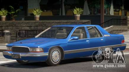 Buick Roadmaster V1.2 for GTA 4