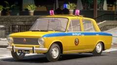 VAZ 2101 Police V1.0 for GTA 4