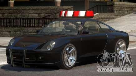 Pfister Comet Police V1.0 for GTA 4