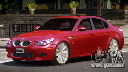 BMW M5 E60 V1.3 for GTA 4