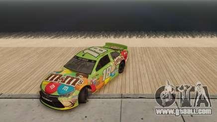 Toyota Camry Nascar for GTA San Andreas