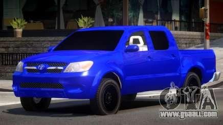 Toyota Hilux V1.1 for GTA 4