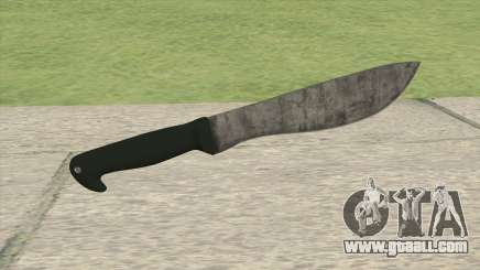 Machete (The Forest) for GTA San Andreas