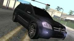 Mercedes-Benz GL500 4matic for GTA San Andreas