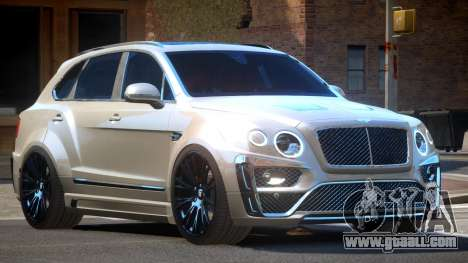 Bentley Bentayga for GTA 4