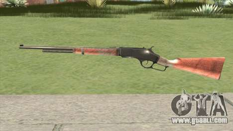 Rifle (HD) for GTA San Andreas